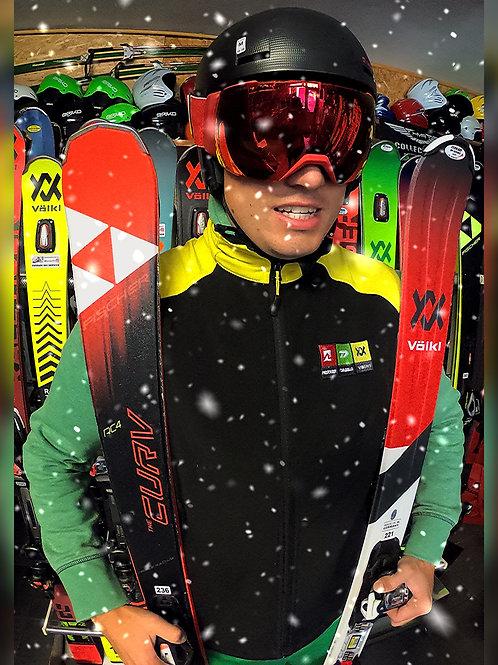 4 days (Ski + Poles)