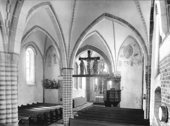 Kirchenschiff 1933