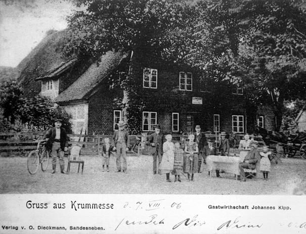 Gastwirtschaft Kipp 1906