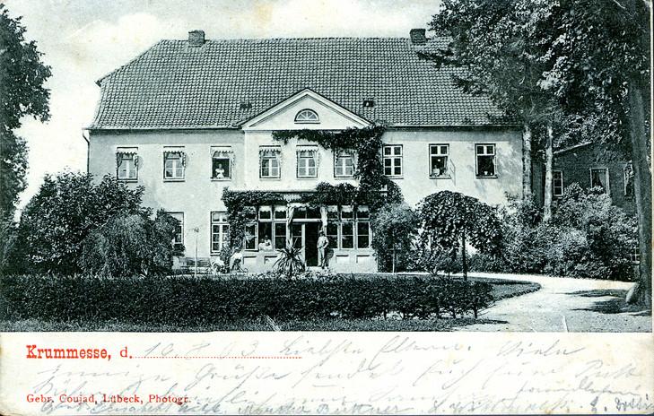 Gutshaus 1900