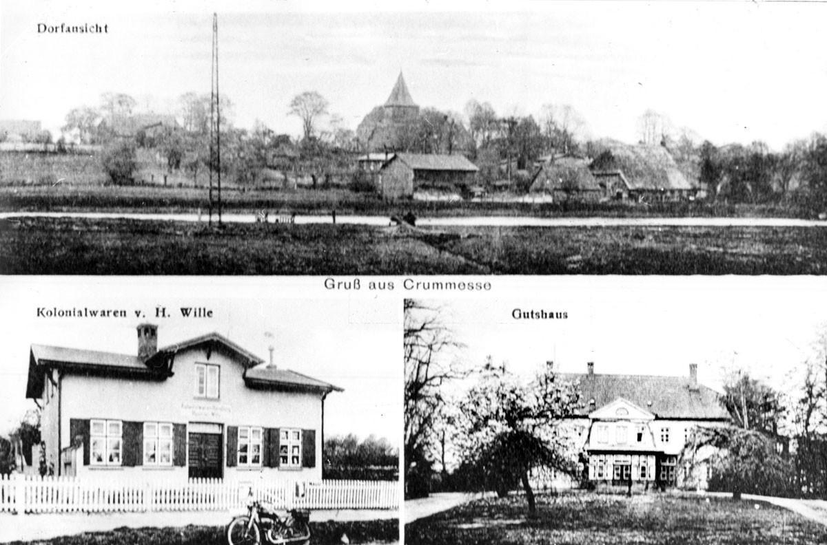 Krummesse 1900