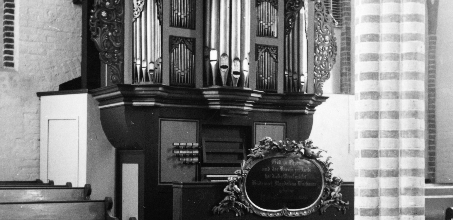 Orgel 1933