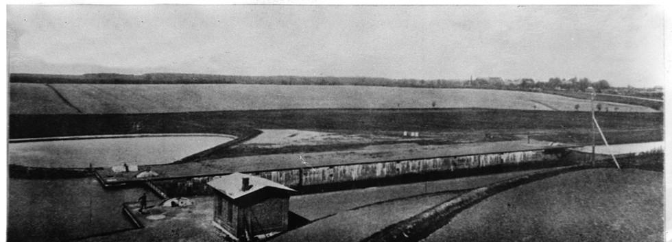 Krummesser Schleuse 1900