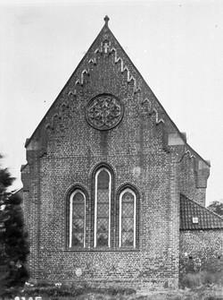 8 Ostchor Aufn 1920
