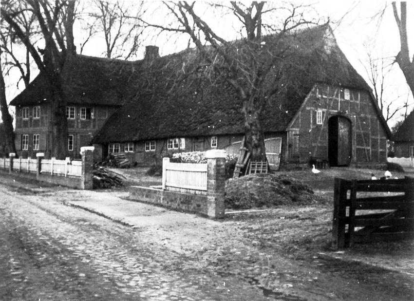 Hofstelle/Gastwirtschaft Klempau