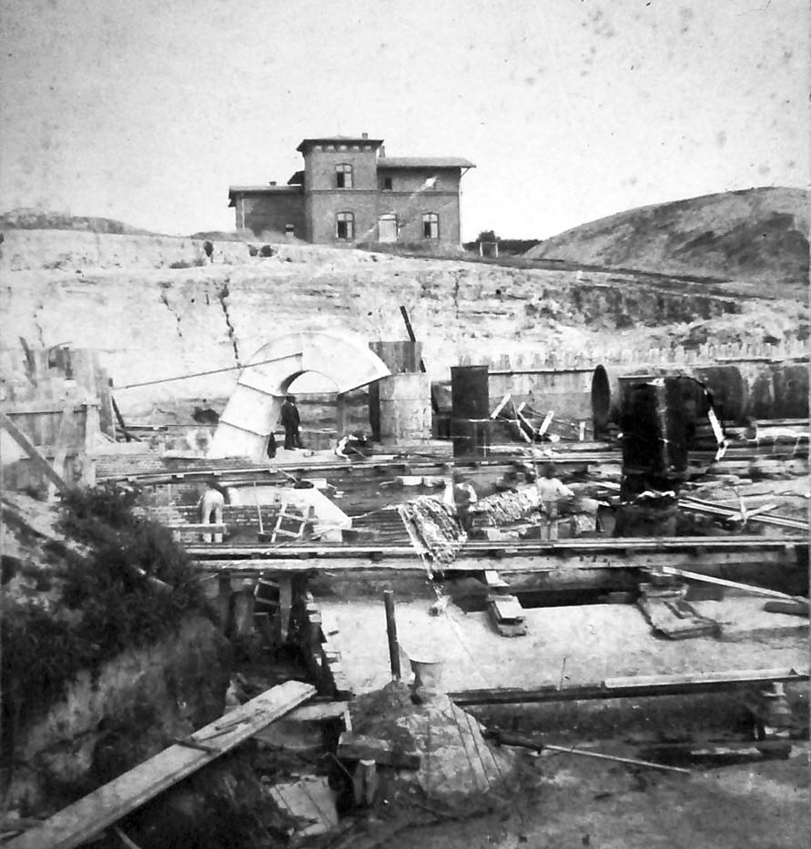 Schleusenwärterhaus