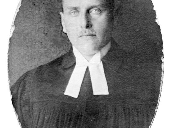 Pastor Wilhelm Eggers