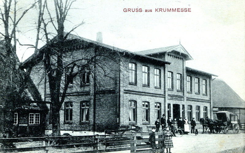 Gaststätte Dohrendorf Lübecker Straße
