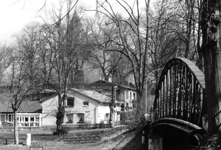 Kanalbrücke April 1997