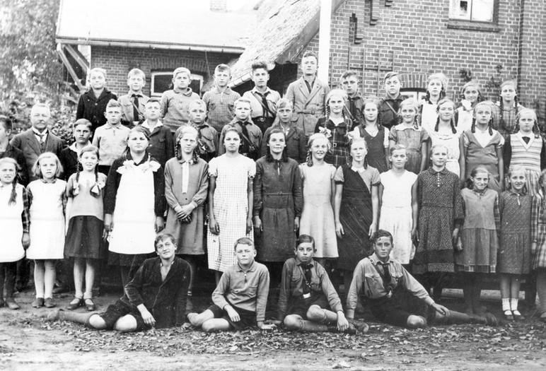 Schulklasse 1934