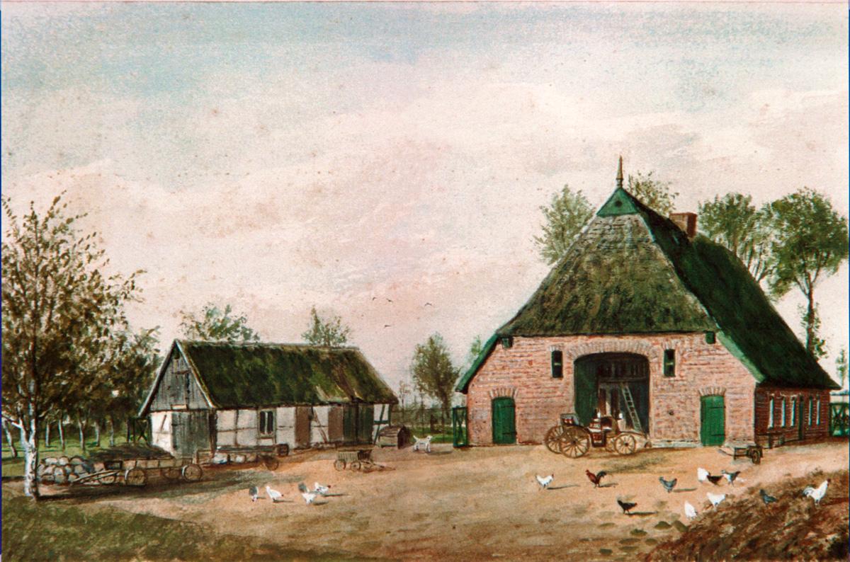 Hofstelle Macke