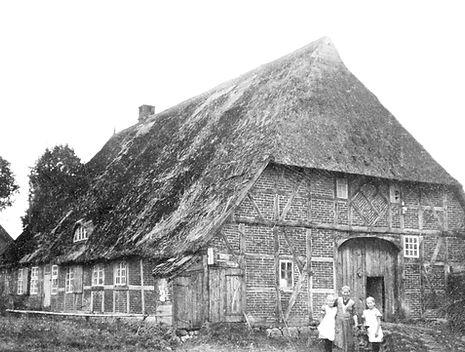 Stecknitzfahrerhaus Rückseite