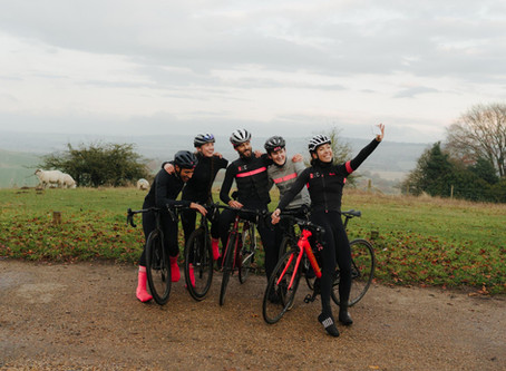 Raw Talent Podcast Series 2 Episode 4 with Ashley Marsh from Rapha