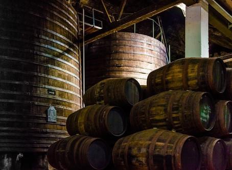 Whisky aus der Port-Pipe