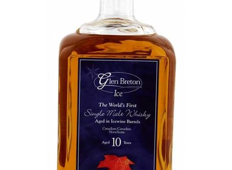 Glen Breton 10 Jahre - The World's First Single Malt Whisky Aged in Icewine Barrels