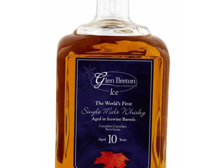 Glen Breton 10 Jahre - The World's First Single Malt Whisky Aged in Icewine Barrels