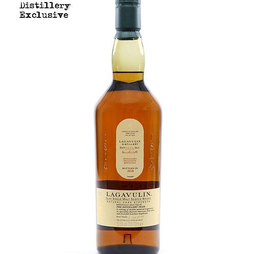 LAGAVULIN - Distillery Exclusive - 53.5%vol