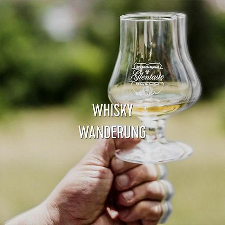 Whisky Tasting als Gutschein