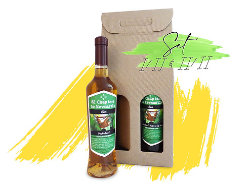 Single Cask Rum - Set I/II & II/II