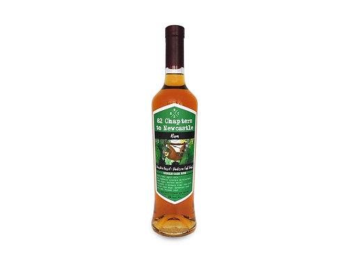 Single Cask Rum II/II - Bourbon Barrel & Finish im Süßweinfass