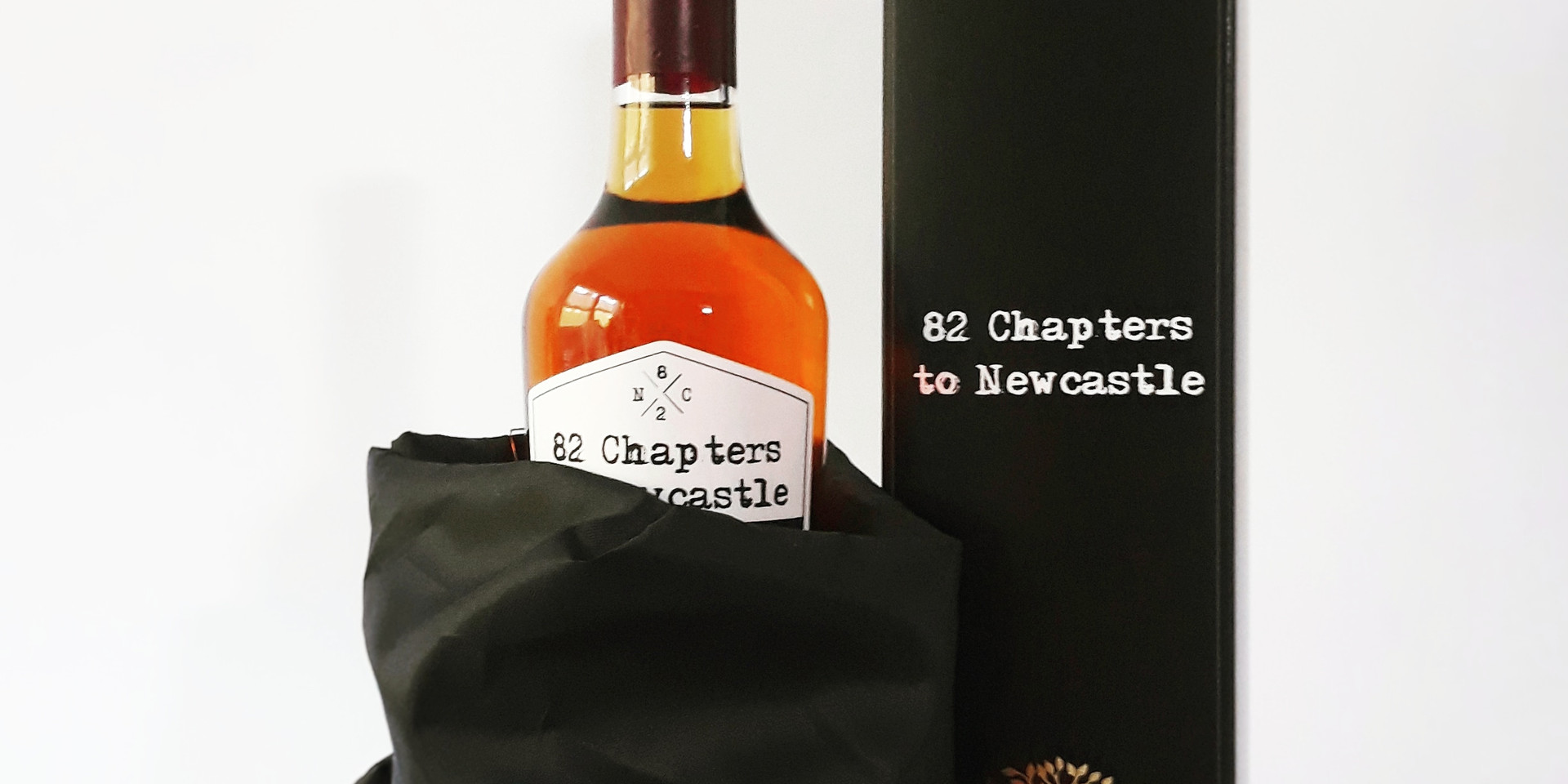 82 Chapters to Newcastle Whisky