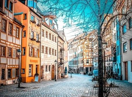 Hallo Nürnberg, wir sind endlich da!
