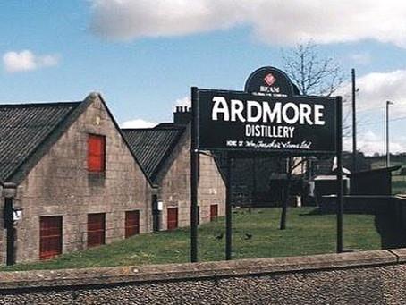 Die Ardmore Brennerei und was sie besonders macht