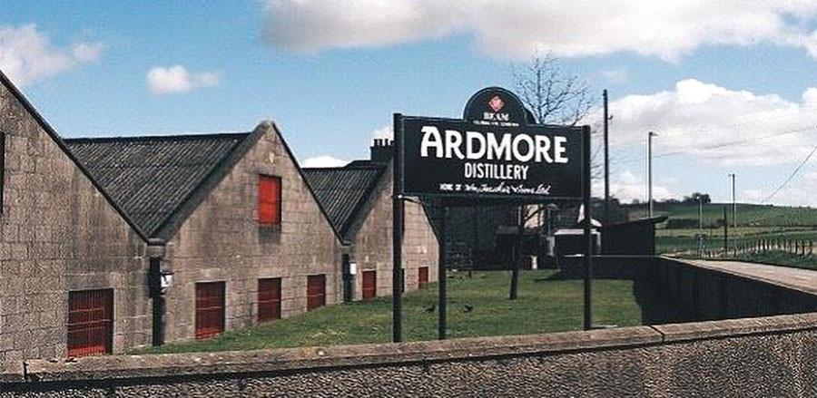 Ardmore Brennerei