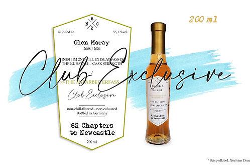 """Club Exclusive – Glen Moray 13 Jahre """"The Mitarbeiterfass"""""""
