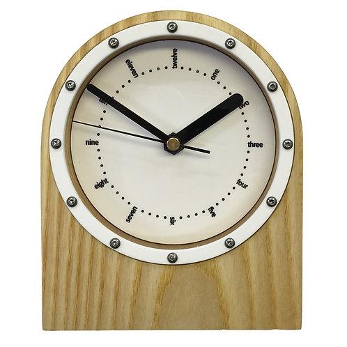 Ash Clock (W#02)