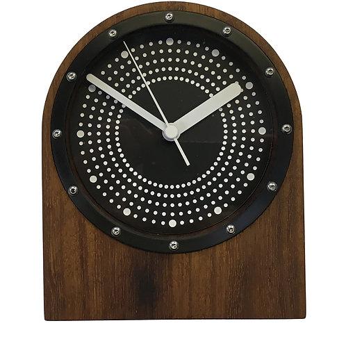 Iroko Clock (B#03)