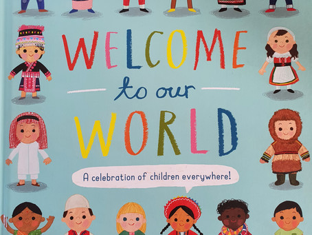 Welcome To Our World by Moira Butterfield