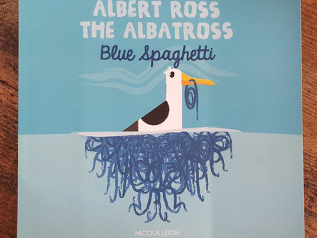 Albert Ross The Albatross by Nicola Leigh