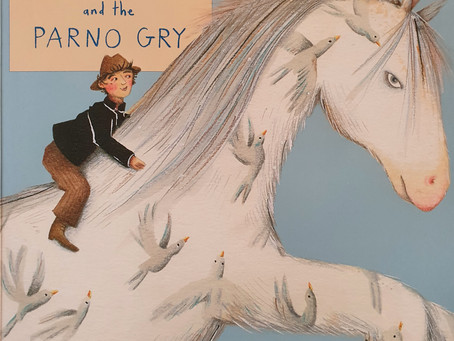 Yokki And The Parno Gry by Richard O'Neill and Katharine Quarmby