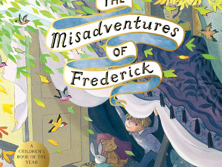 The Misadventures of Frederick by Ben Manley