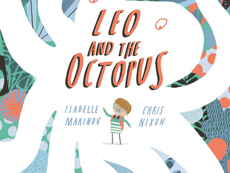 Leo and the Octopus by Isabelle Marinov