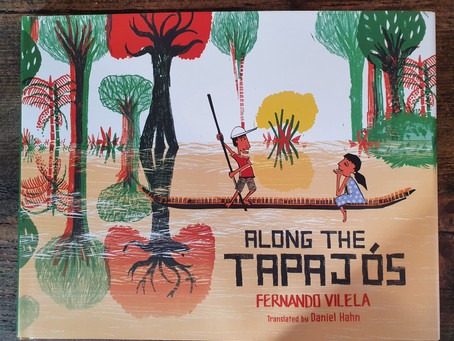 Along The Tapajos by Fernando Vilela.