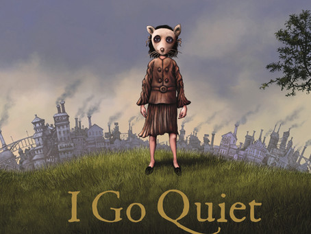 I Go Quiet by David Ouimet