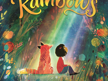 Rain Before Rainbows by Smriti Halls
