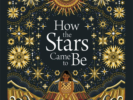 How The Stars Came To Be by Poonam Mistry