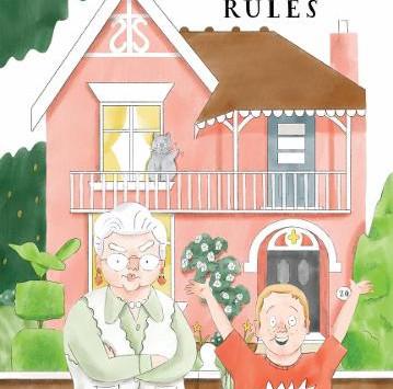 Grandma's House of Rules by Henry Blackshaw