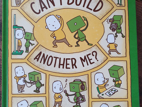 Can I Build Another Me? by Shinsuke Yoshitake