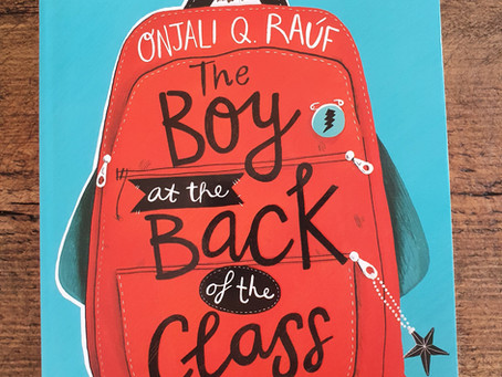 The Boy At The Back Of The Class by Onjali Rauf