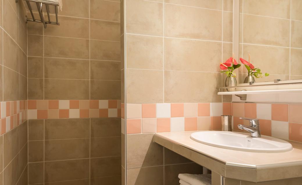 Salles de douche