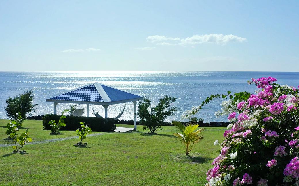 La proprieté Blue Haven Villas Guadeloupe