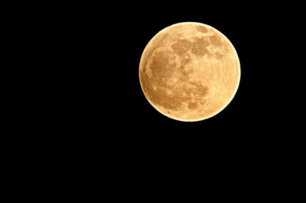 Luna - mocná síla přitažlivosti