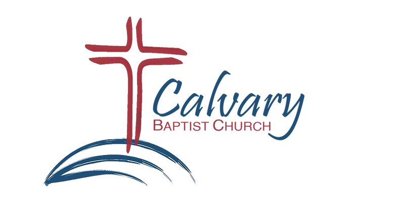 Calvary Baptist Logo for White Backgroun