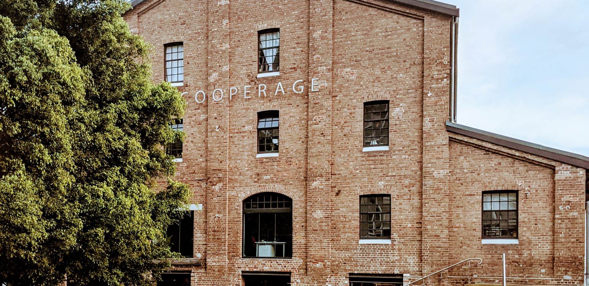 """The Cooperage"" Pyrmont Sydney"