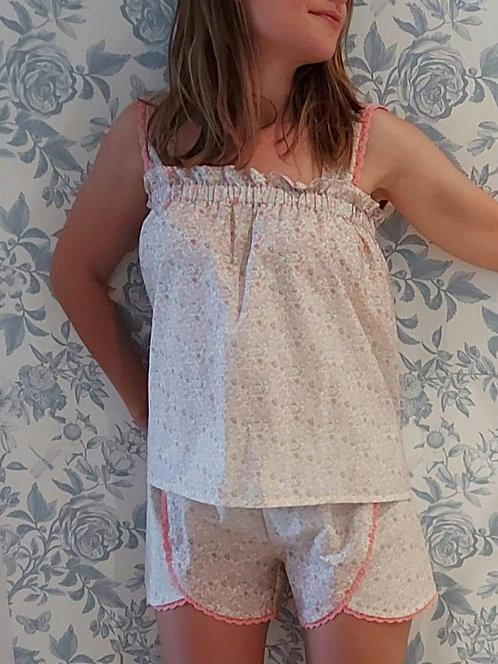 Pyjashort Karine