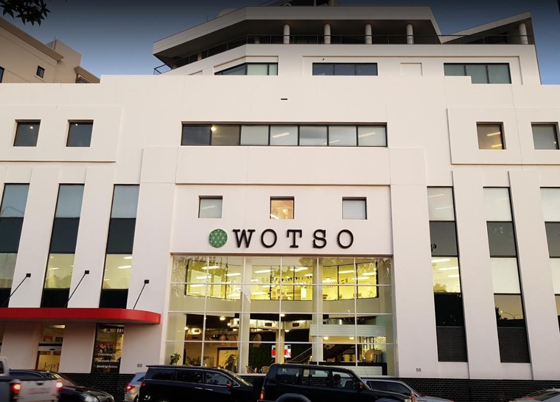 Wotso Pyrmont Sydney